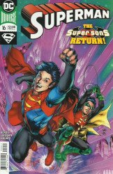 DC Comics's Superman Issue # 16