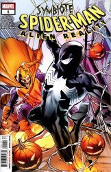Marvel Comics's Symbiote Spider-Man: Alien Reality Issue # 1