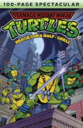 IDW Publishing's Teenage Mutant Ninja Turtles Archie 100 Page Spectacular Soft Cover # 1