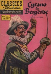 Gilberton Publications's Classics Illustrated #79: Cyrano de Bergerac Issue # 5