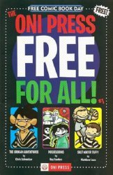 Oni Press's Oni Press: Free for All! Issue # 1