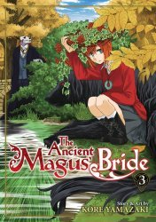 Seven Seas Entertainment's The Ancient Magus Bride Soft Cover # 3