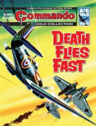 D.C. Thomson & Co.'s Commando: For Action and Adventure Issue # 5340