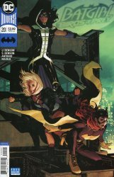 DC Comics's Batgirl and the Birds of Prey Issue # 20b