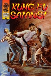 Trauma Comics's Kung Fu Satanist Issue # 1
