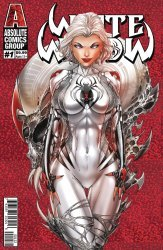 Red Giant Entertainment's White Widow Issue # 1-2nd print c