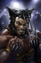 Marvel Comics's Wolverine Issue # 1facsimile-c