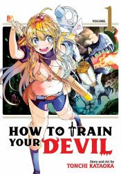 Seven Seas Entertainment's How To Train Your Devil Soft Cover # 1