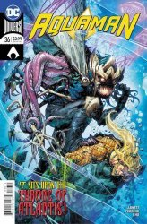 DC Comics's Aquaman Issue # 36