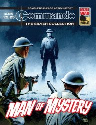 D.C. Thomson & Co.'s Commando: For Action and Adventure Issue # 5322