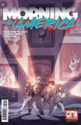 Oni Press's Morning In America Issue # 2