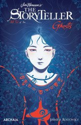 Archaia Studios Press's Jim Henson's Storyteller Ghosts Issue # 2b