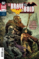 DC Comics's The Brave and the Bold: Batman and Wonder Woman Issue # 1