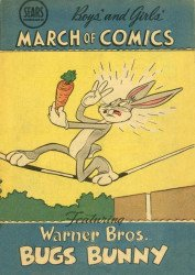 Western Printing Co.'s March of Comics Issue # 59e