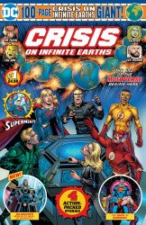 DC Comics's Crisis On Infinite Earths Giant Giant Size # 1direct edition