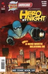 Platinum Studios's Hero by Night / Gunplay: Free Comic Book Day Issue fcbd