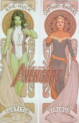 Marvel Comics's The Avengers Issue # 1unknown-a