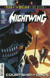 DC Comics's Nightwing Issue # 62
