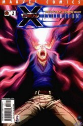Marvel Comics's X-Men: Evolution Issue # 2