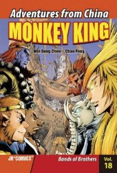 JR Comics's Adventures from China: Monkey King Issue # 18