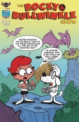 American Mythology's Rocky & Bullwinkle Issue # 3b