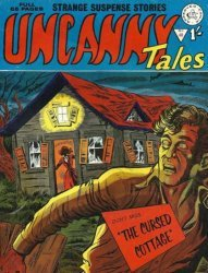 Alan Class & Company's Uncanny Tales Issue # 48