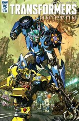 IDW Publishing's Transformers: Unicron Issue # 5