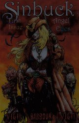 Wild Angels Publishing's Sinbuck : Angel Eyes Issue # 1c