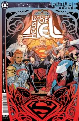 DC Comics's Future State: Superman - House of El Issue # 1