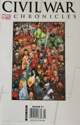 Marvel Comics's Civil War Chronicles Issue # 5b
