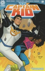 After-Shock Comics's Captain Kid Issue # 2