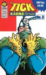 New England Comics Press's The Tick: Karma Tornado Special # 3