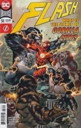 DC Comics's The Flash Issue # 58