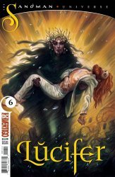 Vertigo's Lucifer Issue # 6