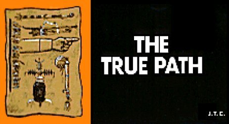 Chick Publications's The True Path Issue nn