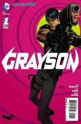 DC Comics's Grayson Issue # 1