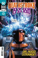 DC Comics's Deathstroke Issue # 39