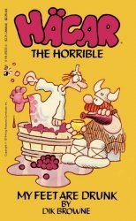 Jove Books's Hagar the Horrible: My Feet are Drunk Soft Cover # 1
