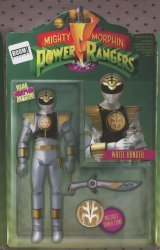 BOOM! Studios's Mighty Morphin Power Rangers Issue # 7d