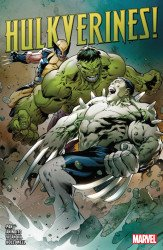 Marvel Comics's Hulkverines TPB # 1