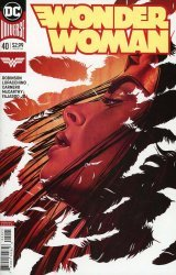 DC Comics's Wonder Woman Issue # 40b