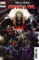 Marvel Comics's Web of Venom: Empyre's End Issue # 1c