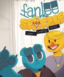 Silver Sprocket's Fanlee and Spatzle: Make Something Perfect Soft Cover # 1
