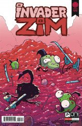 Oni Press's Invader Zim Issue # 44