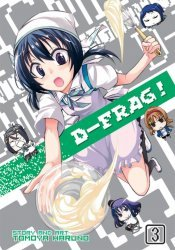 Seven Seas Entertainment's D-Frag Soft Cover # 3