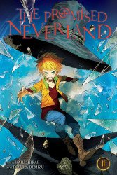 Viz Media's The Promised Neverland Soft Cover # 11