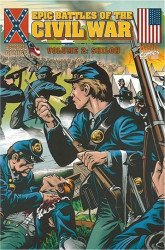 Historical Souvenir Co.'s Epic Battles of the Civil War Issue # 2