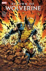 Marvel Comics's Return of Wolverine TPB # 1