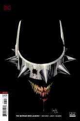 DC Comics's Batman Who Laughs Issue # 1b