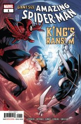 Marvel Comics's Giant-Size Amazing Spider-Man: King's Ransom Issue # 1
